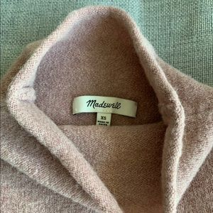 Madewell Sweaters - Mockneck sweater